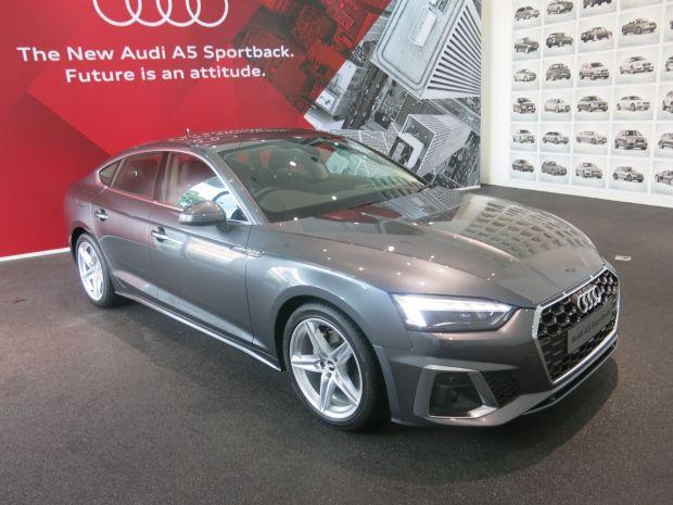 Siap Ganggu BMW dan Mercedes-Benz, Ini Nilai Lebih Audi A5 Baru di Indonesia