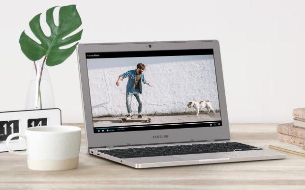 Spesifikasi dan Harga Samsung Chromebook 4, Laptop Murah untuk Anak-Anak Belajar