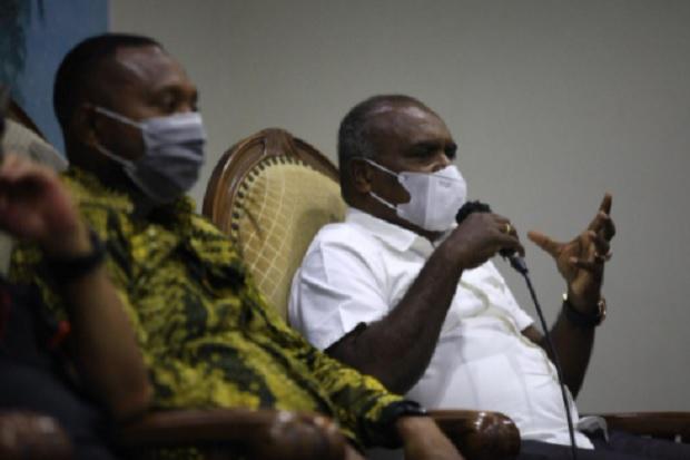 Bahas RUU Otsus, Papua Juga Ingin Jadi Lumbung Pangan Nasional