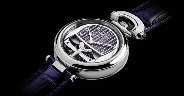 Ini Dia Keistimewaan Arloji yang ada di Mobil Termahal di Dunia