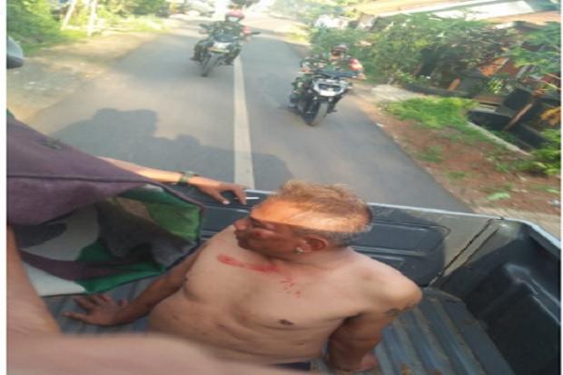 Sebut Ingin Hisap Darah dan Ancam Anggota Koramil Pakai Senjata Tajam, 2 Warga Ditangkap