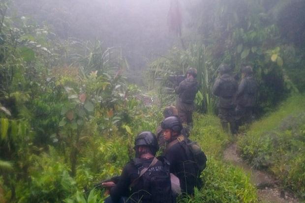 Kontak Tembak Antara Pasukan TNI-Polri dengan KKB Kembali Terjadi di Pinapa Ilaga Papua