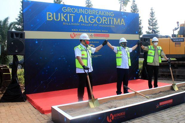 Budiman Sudjatmiko: Bukit Algoritma Bentuk Apresiasi untuk Bung Karno