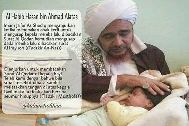 Doa Saat Melihat Bayi Atau Bertemu Anak Kecil