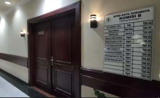 Gedung DPRD Surabaya Mendadak Lengang, Sejumlah Anggota Dewan Dikabarkan Terpapar COVID-19