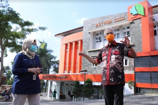 Kasus COVID-19 di Jateng Meningkat, RSPAW Salatiga Tambah 27 Tempat Tidur