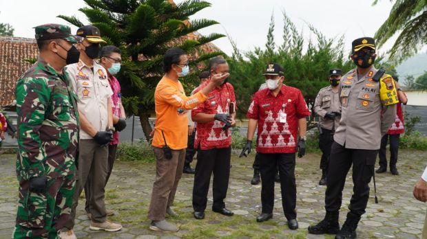 Kasus COVID-19 Naik, Polres Semarang Larang Masyarakat Gelar Kegiatan Mengumpulkan Massa