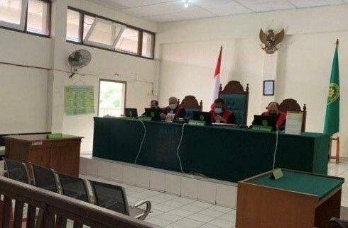 Terdakwa Pemukulan Suster Rs Siloam Sriwijaya Jalani Sidang Perdana