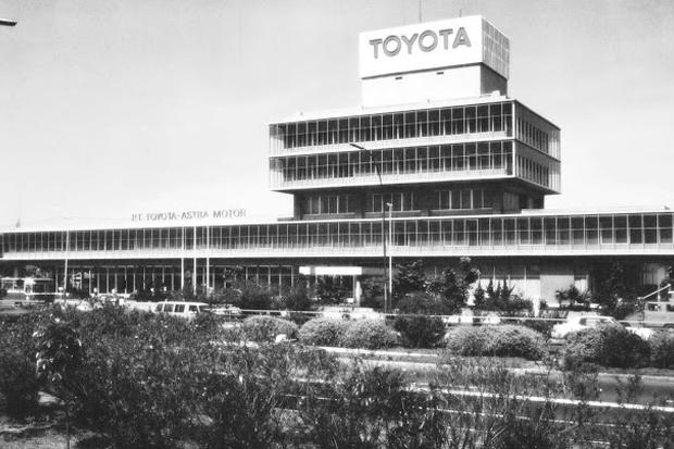 Sejarah Toyota, dari Perusahaan Mesin Jahit Menjadi Raksasa Otomotif