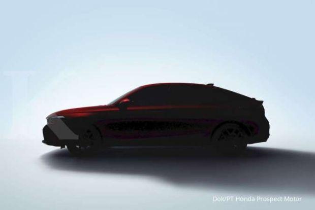 Honda Pamerkan Teaser All New Honda Civic Hatchback