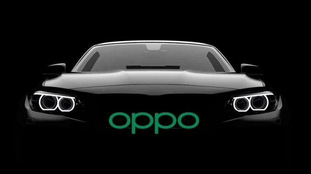 Oppo Daftarkan Nama OCAR sebagai Merek Mobil Listrik
