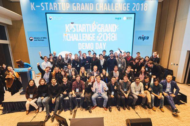 Annyeong Haseo, Pemerintah Korea Cari Startup untuk K-Startup Grand Challenge 2021