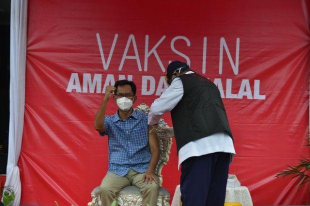 Sudah Divaksin, Ketua DPRD Surabaya Adi Sutarwijono Kini Positif COVID-19