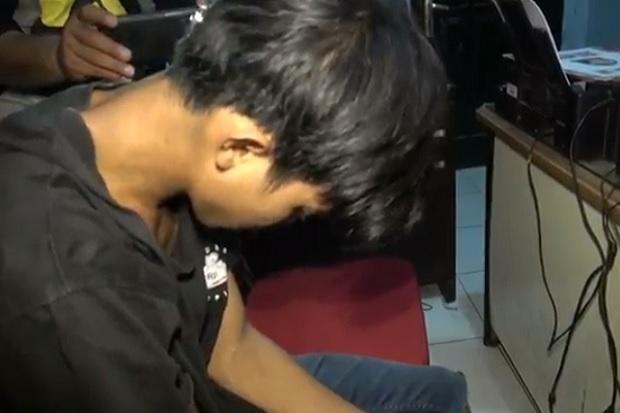Sadis, Usai Dibunuh Pelaku Tutupi Jasad Driver Ojol dengan Jerami dan Dibakar