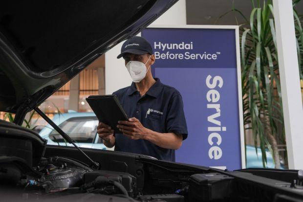 Hyundai Manjakan Konsumen dengan Program Gratis Pra-Servis