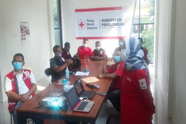 Angka COVID-19 di Pekalongan Meningkat, Relawan PMI Ditambah