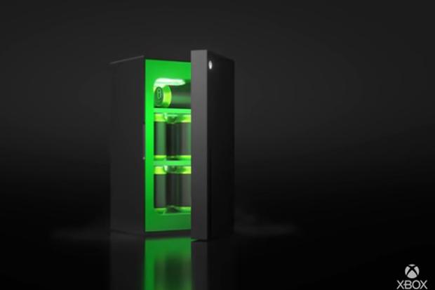 Microsoft Rilis Kulkas Mini Xbox Series X