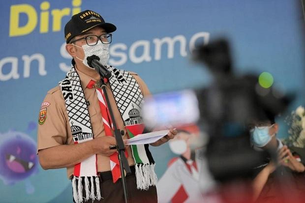 Ridwan Kamil: Kita Akan Bantu Rakyat Palestina Sampai Merdeka