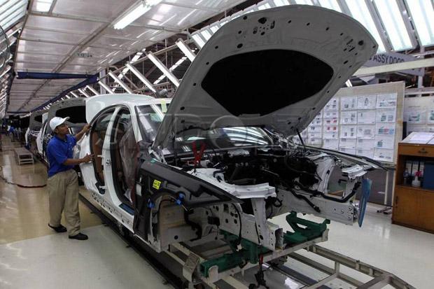 Penjualan Sempat Turun, Industri Otomotif Optimistis di Semester II 2021