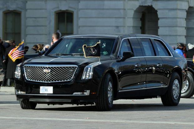Ini Biaya Agar Mobil Anda Setangguh dan Sekuat Mobil Presiden Amerika