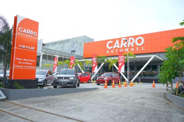 Disuntik SoftBank, Carro jadi Unicorn Otomotif di Asia Tenggara