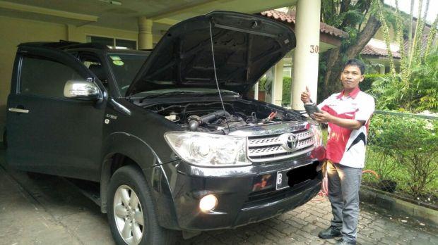 3 Tips Menjaga Voltase Aki Mobil Tetap Stabil