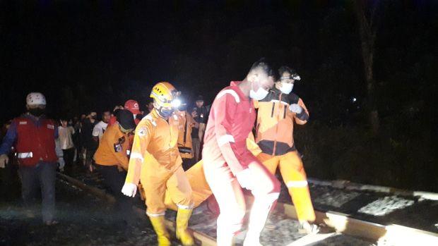 Tasikmalaya Gempar, Mayat Pria Ditemukan di Dasar Sungai Penuh Luka