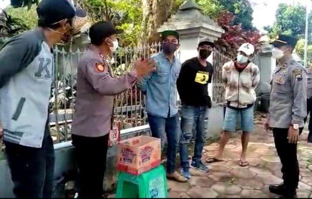 Diduga Sering Lakukan Pungli di Jalan, Tiga Warga Salatiga Diringkus Polisi