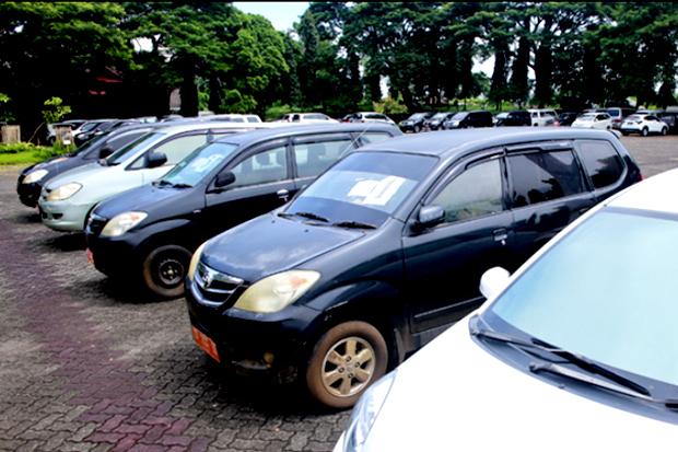 Pemkot Parepare Lelang 30 Unit Kendaraan Dinas