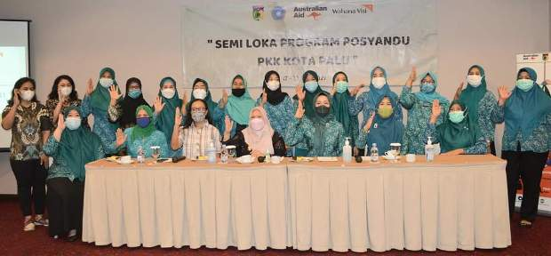 Tingkatkan Kapasitas Kader PKK, Pemko Palu Gelar Semiloka