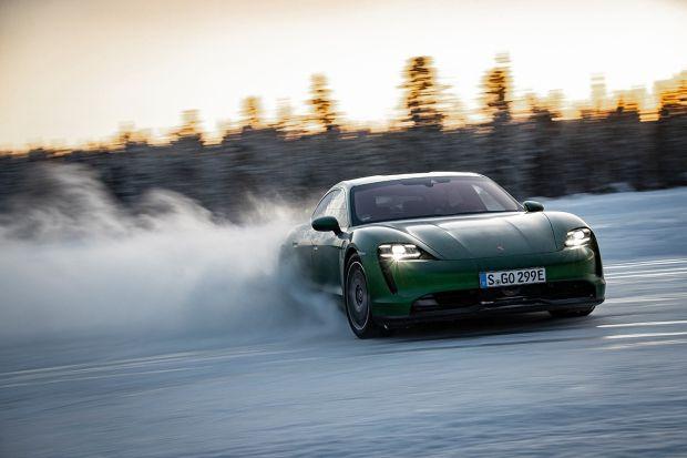 Keren, Mobil Porsche Bisa Bikin Soundtrack Gaya Mengemudi Pemiliknya