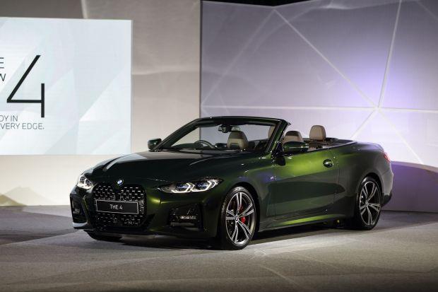 THE New 4, Sedan Sport Terbaru yang Diluncurkan BMW Indonesia