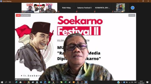 "Rektor Unej Minta Diaspora ""Viralkan"" Kuliner Indonesia"