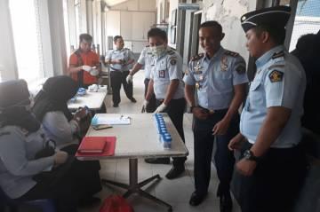 Satu Petugas Lapas Jadi Bandar Narkoba, Pegawai Sekantor Dites Urine
