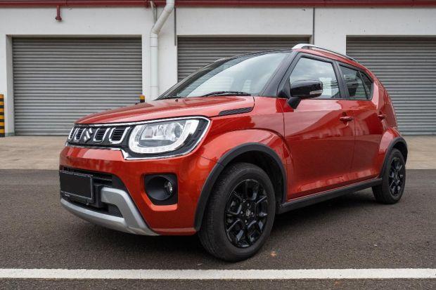 Hitung-Hitungan Bungkus Suzuki New Ignis