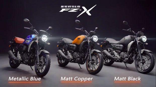 Kurang 5cc dari XSR 155, Yamaha FZ-X Siap Panaskan Honda Verza
