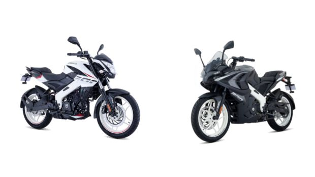 Kawasaki Rouser RS200 dan NS200 Resmi Masuk Pasar Filipina