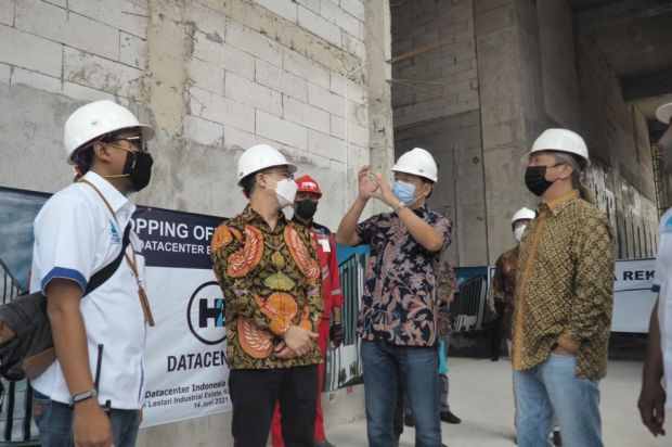 DCII Siapkan Pembangunan Data Center Kedua di Karawang