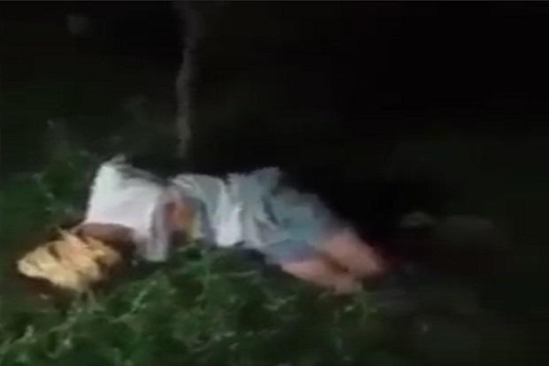 Tragis! Sopir Truk Dibegal dan Dibuang di Hutan Kalibakung Tegal