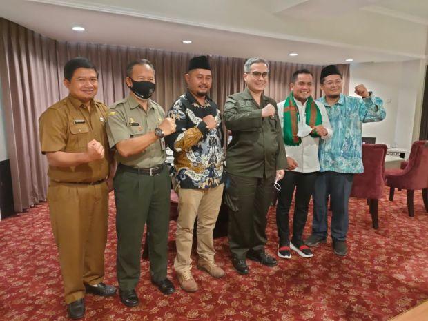 Jaga Ketahanan Pangan, Bupati Pelalawan: Kita Siapkan Kampung Food Estate