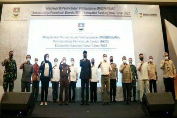 Pemkab Bandung Barat Fokuskan Anggaran Pemulihan Ekonomi Akibat Covid-19 pada 2022