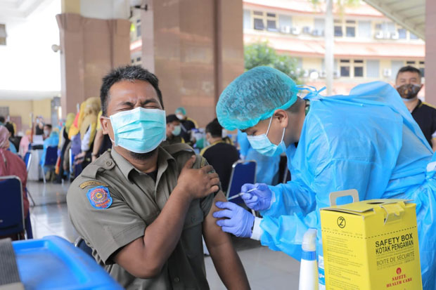 Gempar, Ketua DPRD Gunungkidul Tuding Ada Penimbunan 37.000 Vaksin COVID-19