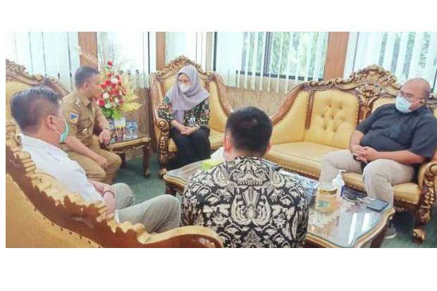 Wali Kota Palu Sambut Kunjungan Kemendagri