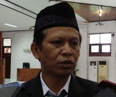 Bupati Mathius Sampaikan Surat ke Ketua DPRD Jayapura