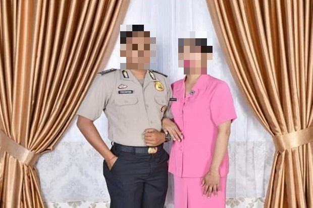Bripka IPS Bakar Istri yang Baru 3 Bulan Dinikahi, Sempat Sebut Terbakar Akibat Kompor