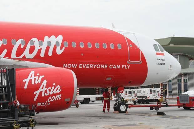 AirAsia Stop Penerbangan Berjadwal hingga 6 Agustus 2021