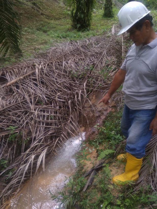 Pemprov Riau Digugat Terkait Pencemaran Limbah Minyak Berbahaya