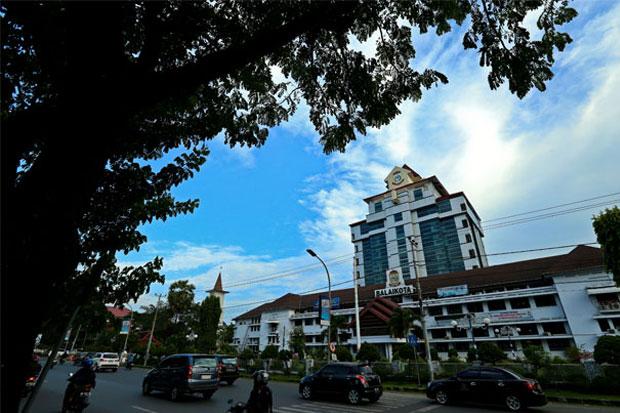 24 Pegawai Terpapar Covid-19, Balaikota Makassar Lockdown