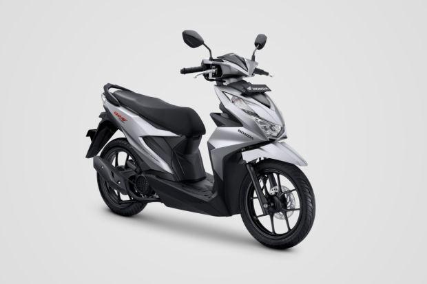 New Honda Beat Kini Punya Warna Spesial yang Elegan