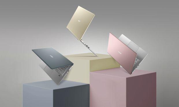 Acer Hadirkan Swift X Bertenaga AMD Ryzen 5000